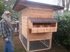Chicken Man chicken Coop, $650