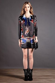 Just Cavalli | Pre-Fall 2012 Collection | Vogue Runway