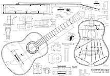 plans instruments de musique