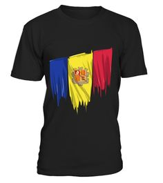 # Andorra Graphic Distressed Vintage Flag T shirt .  HOW TO ORDER:1. Select the style and color you want: 2. Click Reserve it now3. Select size and quantity4. Enter shipping and billing information5. Done! Simple as that!TIPS: Buy 2 or more to save shipping cost!This is printable if you purchase only one piece. so dont worry, you will get yours.Guaranteed safe and secure checkout via:Paypal | VISA | MASTERCARD