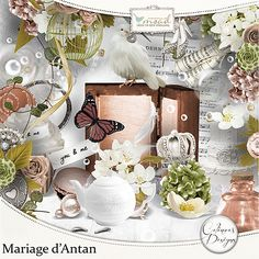 Mariage d'Antan de Célinoa's Designs