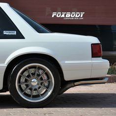 FoxBodyComposites.com #mustang #foxbody #carbonfiber #notch #lx #baerbrakes #budnikwheels 2004 Ford Mustang, Fox Body Mustang, Mustang Cars, Ford Mustang Gt, Notchback Mustang, Ford Fox, Autos Ford, Childhood Tv Shows, Car Ford