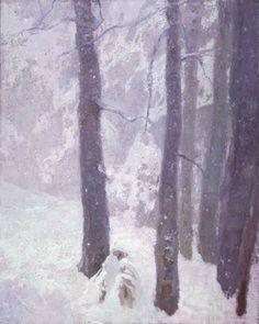 Daniel Pinkham Stillness
