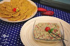 Raw recept na tortily s guacamole, kôprovým a horčicovým dipom. Hnneď tri spôsoby ako si užiť tortily.