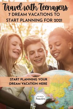 Need ideas on where to take your teenagers this year? These 7 dream vacations for teens will delight teenagers with fun and funky destinations. Get planning your 2021 travels with these best vacations with teenagers Family Vacation Destinations, Florida Vacation, Family Vacations, Travel Destinations, Travel Tips, Kid Friendly Vacations, Great Vacations, Travel With Kids, Family Travel