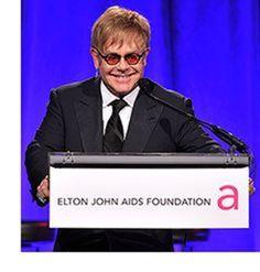 The 5 Most Famous HIV Activists - Sir Elton John