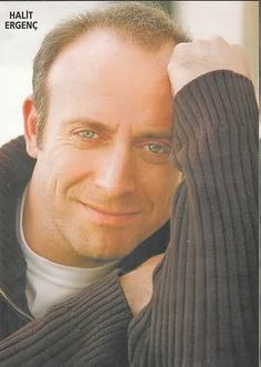 Halit Ergenç...even if he's balding...he still handsome...gorgeous eyes...he has!