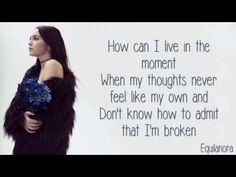 Song: I Can't Breathe Artist: Bea Miller I do not own the song, picture or font! All rights go to the orginal artists. If you want your song removed from my ...