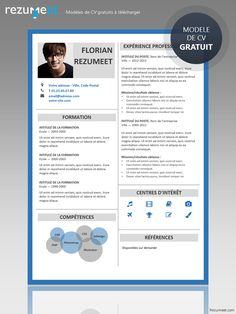 10 Best Resume Cv For Powerpoint Images Resume Resume