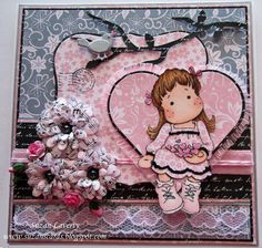 A Garden Of Wishes: Sending You Love For Magnolia-licious Challenge Blog Inspiration Challenge
