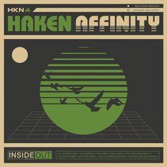 Haken [Affinity]. 2016.   Artwork : Blacklake www.blacklakedesign.com