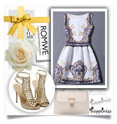"""""""ROMWE 6/10"""" by melisa-hasic ❤ liked on Polyvore featuring vintage"""