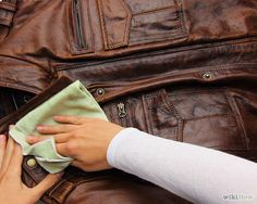 How to Take care of leather Jacket
