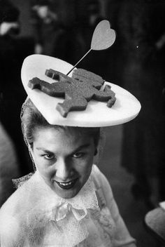 2e7cef64a78 Image result for vintage women easter hats Silly Hats