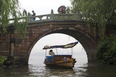 West Lake, Hangzhou, China