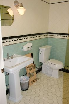 Bathroom Tile Ideas Art Deco amazing baths | art deco bathroom, art deco and bath