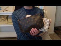 723db04bb25b Louis Vuitton Pochette Accessoires Old Model Vs. NM