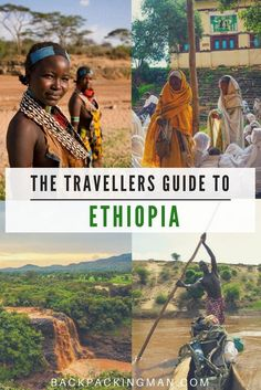 A guide to the best things to do in Ethiopia from 2 months of experience travelling around the country, from the Danakil Depression, to the tribes of the Omo Valley, the rock churches of Tigray and Lalibela, hiking in the Simien Mountains and more. Ethiopia Travel, Africa Travel, Kenya Travel, Africa Destinations, Travel Destinations, Holiday Destinations, Cool Places To Visit, Places To Travel, Backpacking For Beginners