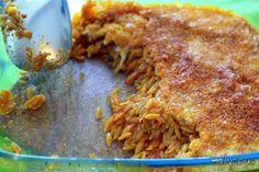 Κριθαράκι στο φούρνο Cookbook Recipes, Cooking Recipes, Middle East Food, Everyday Food, Mediterranean Recipes, Greek Recipes, Get Healthy, Lasagna, Macaroni And Cheese