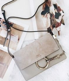 The new it bag, the Chloe Faye....
