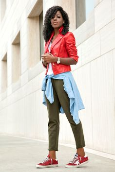 Yes! Always loving the cool comfort of casual & comfortable chic.