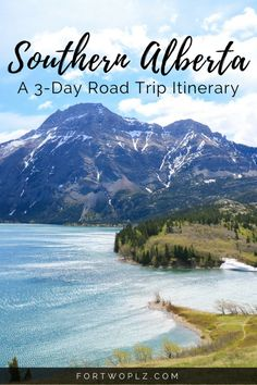 travel idea canada A road trip to Southern Alberta to celebrate Canada Exploring Waterton Lakes National Park Frank Slide and Head-Smashed-In Buffalo Jump. Canada Winter, Canada 150, Visit Canada, Canada Trip, Quebec, Vancouver, Toronto, Waterton Lakes National Park, National Parks