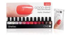 Shellac Your Nails