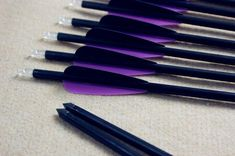 Purple Black Fibreglass Arrows Compound Hunting Bow Target Practice: Love the color to match my bow! Young Avengers, Marvel Avengers, Marvel Comics, Hawkeye Avengers, Comic Superheroes, Kate Bishop Hawkeye, Teen Wolf, Helena Bertinelli, Bow Tattoo Designs