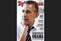 Rolling Stone Named President Obama One Of America's Most Historically Successful Presidents