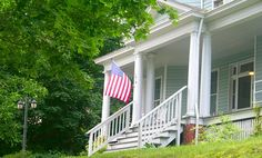 Sykesville, Maryland Bed and Breakfast • The Inn at Norwood • Carroll County, MD