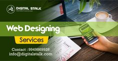 Good looking professional website is the silent ambassador of your brand.Digital Stalk is a collaborative platform of professional website design services.