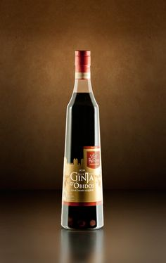Ginja D'Obidos Bottle Product Photography. Portugal Portuguese. #productphotography