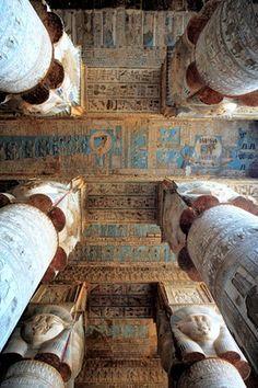 Hathor temple, Dendera, Egypt