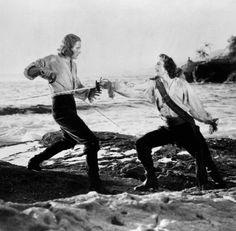 More Captain Blood! Errol Flynn, oh my! #seducedbypirate
