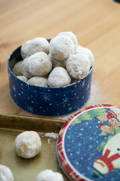 Our Walnut Snowball Cookies use a walnut flour base perfect for a low carb diet and will bring you back to your childhood days of cookie eating!