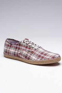 Keds Champion CVO Army Twill Jute Shoe