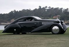 1925 Rolls-Royce Phantom 1 Jonckheere Coupe- pretty much the best thing ever