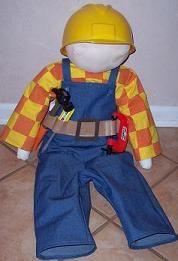 Bob the Builder costume idea