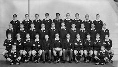 The All Blacks who participated in the Europe of 1967. The Unbeaten Men Fred Allen continued in 1967. On August 19, beat 29 9 Australia Athletic Park in Wellington. Then, in the fall, Lochore led the All Blacks to win their first Grand Slam in the Northern Hemisphere from the series of the Invincibles of 1925. The first union to fall under the blows of the ocean, on November 4, was England,