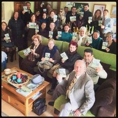 Brothers and sisters ready for Memorial campaign in Spain. Thanks for sharing @linkita14