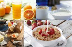 TORNO IN FORMA : Colazione sana e parti alla grande.