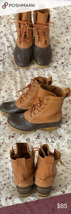 fbc85aaa0a2 58 Best LL bean duck boots images in 2018 | Shoe, Fall winter, Preppy