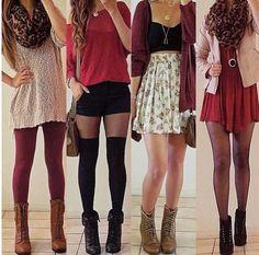 Cute fall outfit ideas
