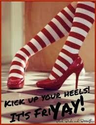 funny yeah its friday - Google Search Sexy Socks, Happy Friday, Friday Yay, Friday Meme, Monday Thursday, Hello Friday, Shades Of Red, Red Stripes, Red Shoes