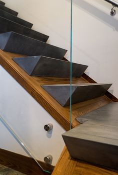 Tagged: Staircase, Glass, and Concrete. Taphouse by GriD - Photo 1 of 43