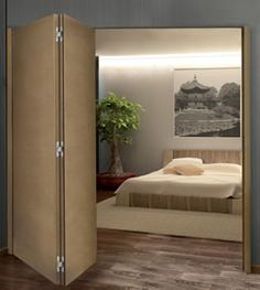 SAHECO SF-A84D Folding / Sliding Kit -  This can be used on 2, 3, 4, 5, 7 or 8 doors up to 40kg each and up to 1000mm wide each. Suitable for room dividers etc.