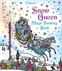 "Find out more about ""Magic painting The Snow Queen"", write a review or buy online."