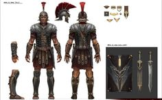 Making of Ryse Son of Rome TrailerComputer Graphics & Digital Art Community for Artist: Job, Tutorial, Art, Concept Art, Portfolio