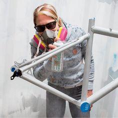 Kickass cyclocross racer and DIY evangelist Emily Kachorek of Squid Bikes helps you go your own way