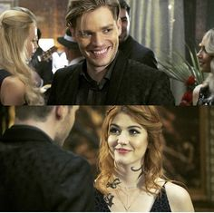 2x08.. I don't think I've seen Jace smile like that, before, or after this episode.